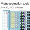 #109 :: video projection tools made with maxmsp and jitter