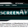#111 :: screenAV: software for displaying on multiscreens with netrendering and stereovision