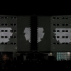 #218 :: projection on the tabakfabrik in linz during ae-festival 2010