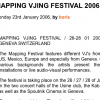 #40 :: mapping vjing festival 2006